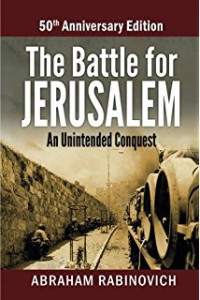 Battle for Jerusalem Cover