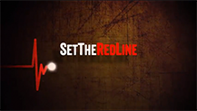 set the red line